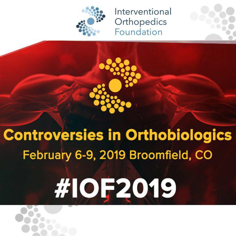 Gerard Malanga, MD as the new President of IOF and IOF2019 News: New