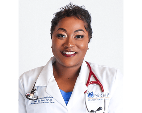 ,  Office of Dr. Rosalyn McFarland, DNP, RN, APNP, FNP-BC