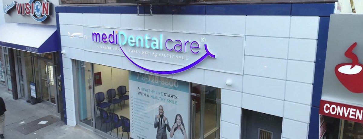 MediDental Care: Dental Clinics Astoria, NY — Welcoming
