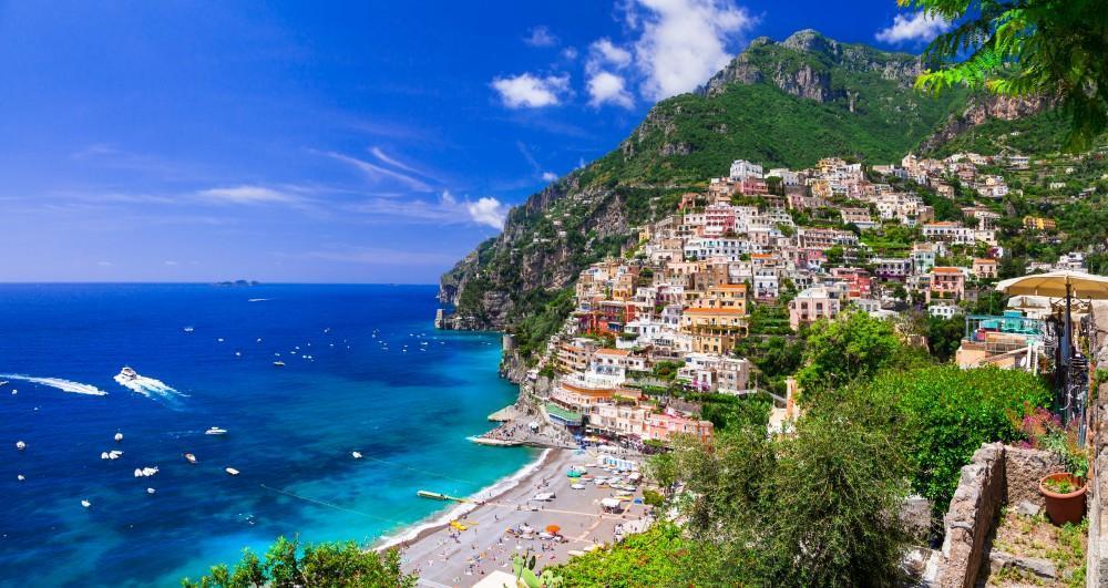 Coastal Italy