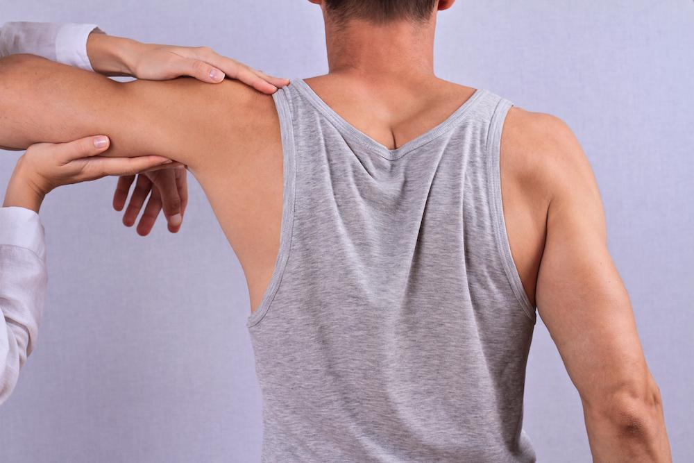 How Coolief Works to Relieve Shoulder Pain