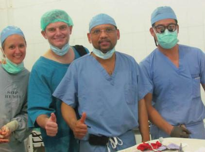Urology is Taking Off in Haiti: Bladder Health and