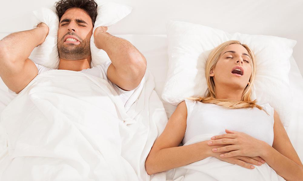 sleep apnea women