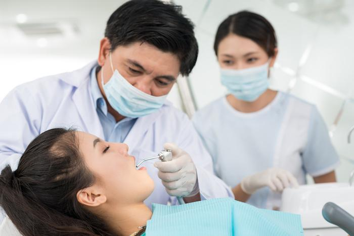 Root Canal, preparing for a root canal