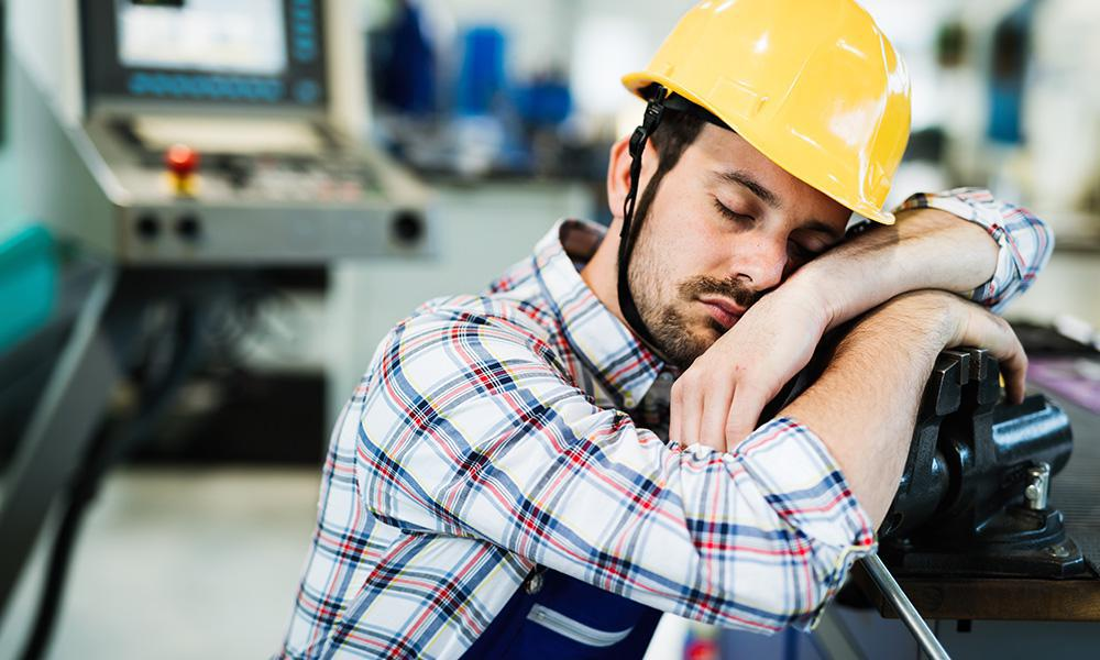 sleep apnea affects job