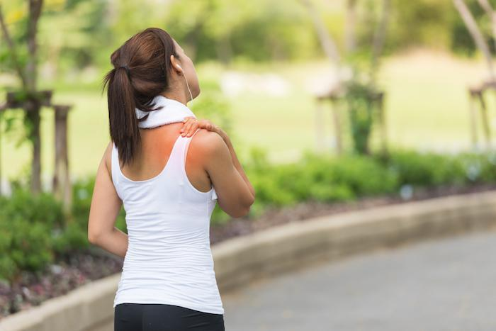 Shoulder Pain Chiropractic Care