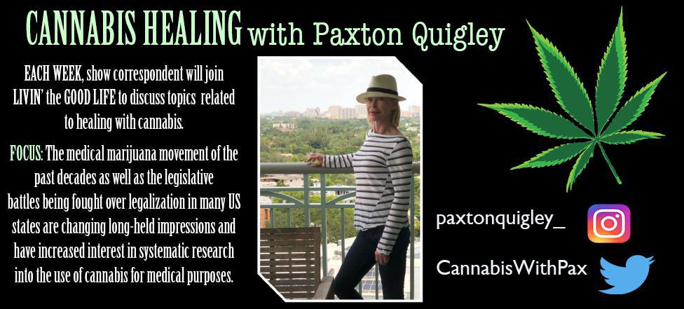 Paxton Quigley Cannabis Healing show image