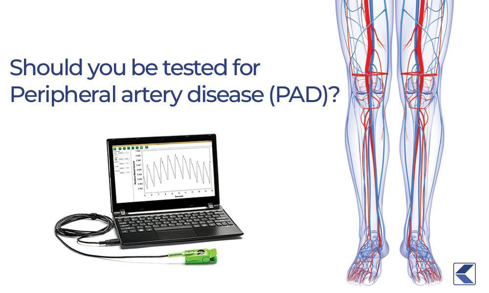Peripheral artery disease (PAD) Test