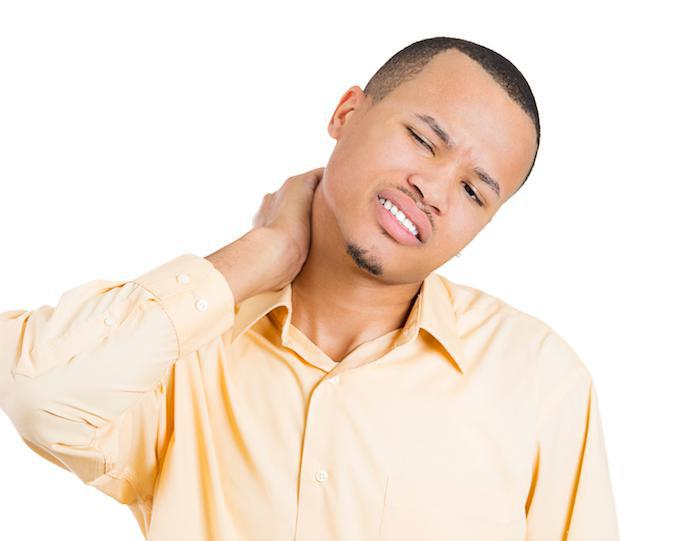 neck pain, strain, nerve compression, disease