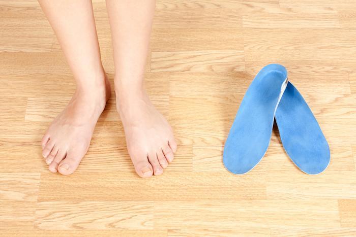 custom orthotics Kazmer Foot & Ankle Center