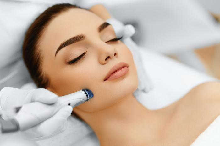 Hydrafacial, perfect skin, Hydrafacial's three-step technique