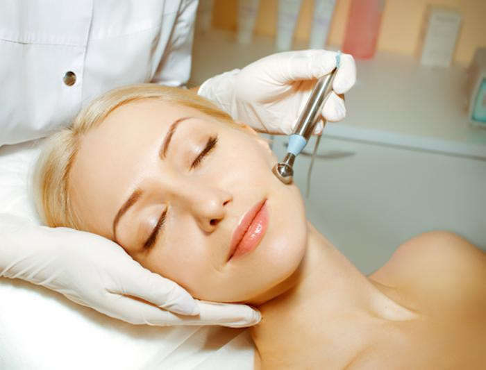 microneedling, microdermabrasion, skin treatment, facial, prp