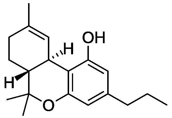 THCV Molecule