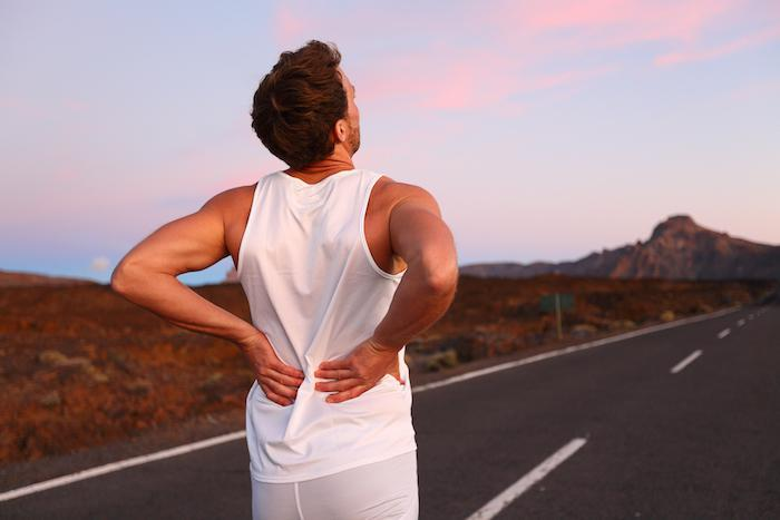 back pain, spine, decompression, sciatica, trigger point injection
