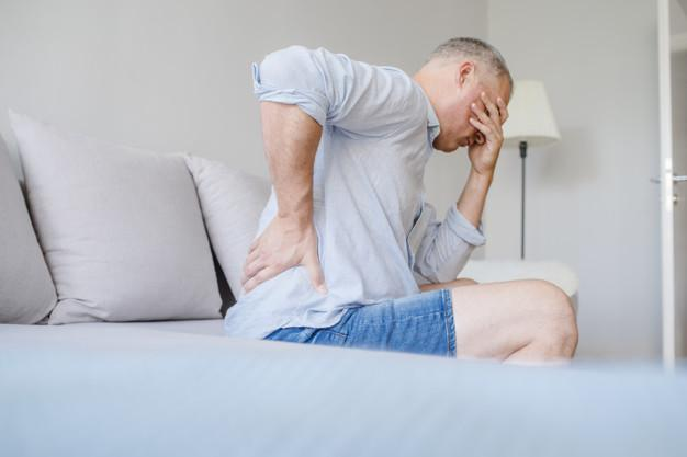 I'm Over 50 -- Is Chronic Pain Normal?