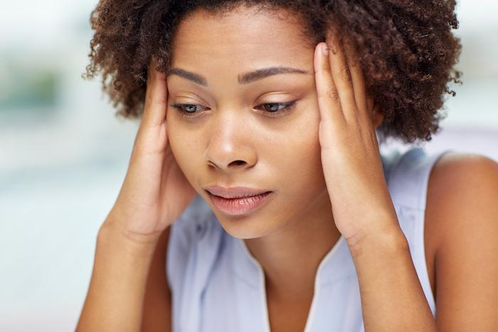headache, neck pain