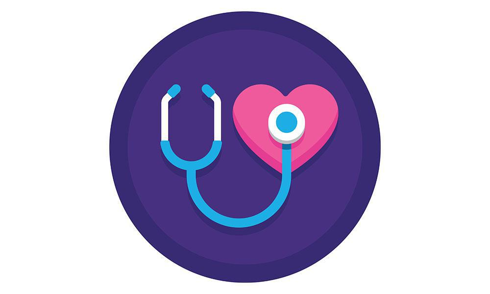 doctor stethoscope graphic