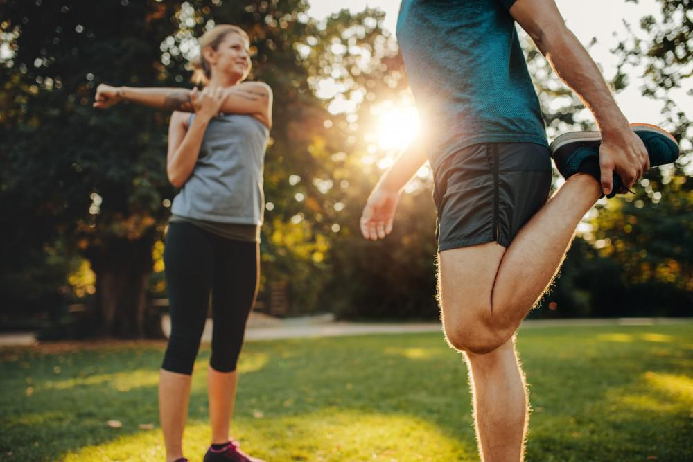 Health benefits of stretching and physical therapy