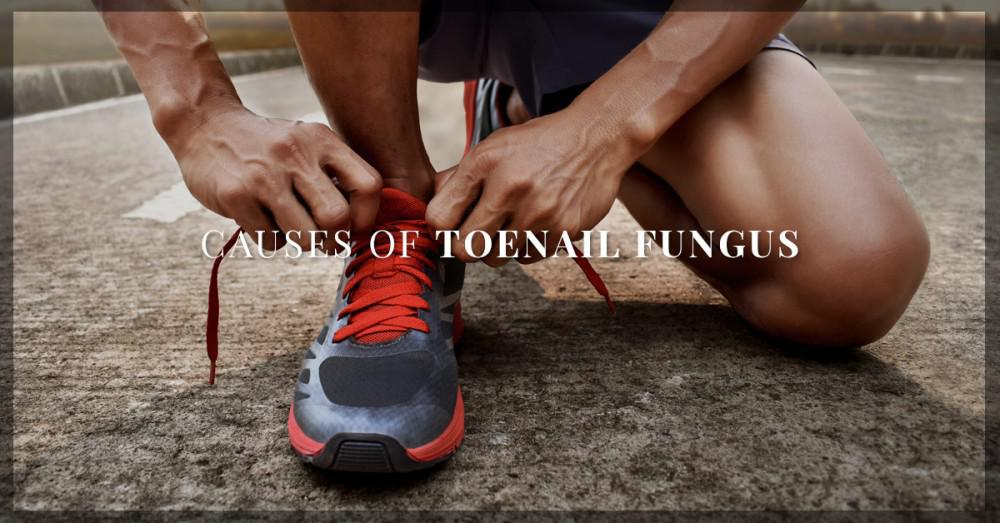 Causes of Toenail Fungus: AllCare Foot & Ankle Center: Podiatry