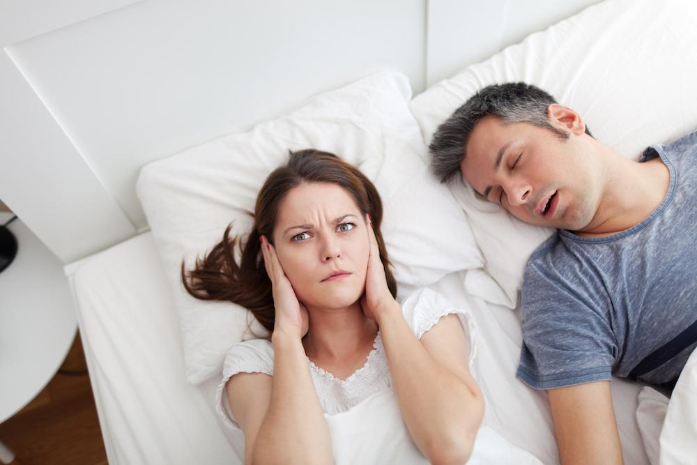 Stop snoring with an oral appliance instead of a CPAP machine.