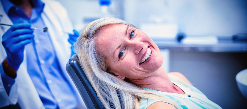 Dental implants look, feel, and function like natural teeth.