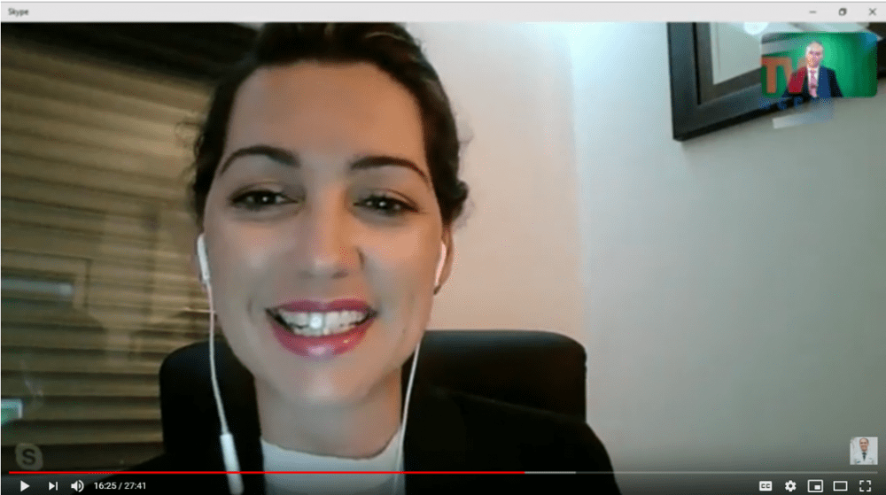 Intermittent Fasting Interview with Nadia Brito Pateguana - Part 2