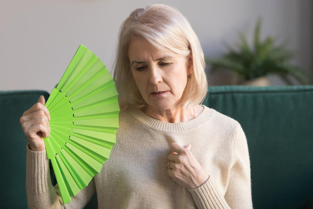 If symptoms associated with menopause interfere with your daily life and simply grow unbearable, we at Capital Women's Care c