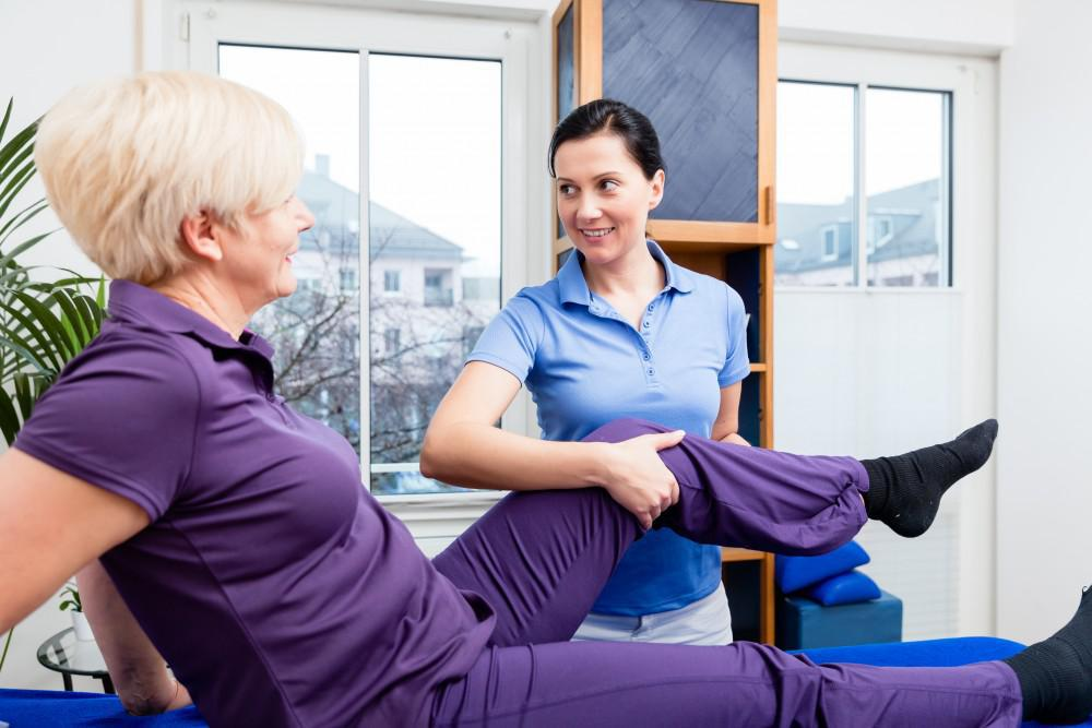 Physical Therapy can help Knee and Hip Pain