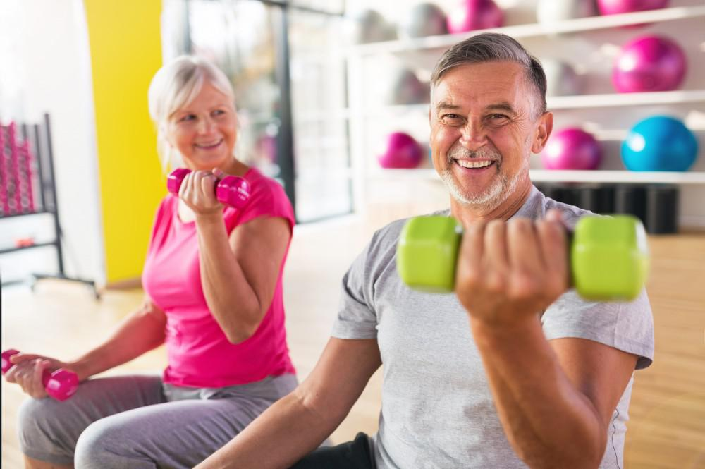 Benefits of Exercise for People Living with Dementia