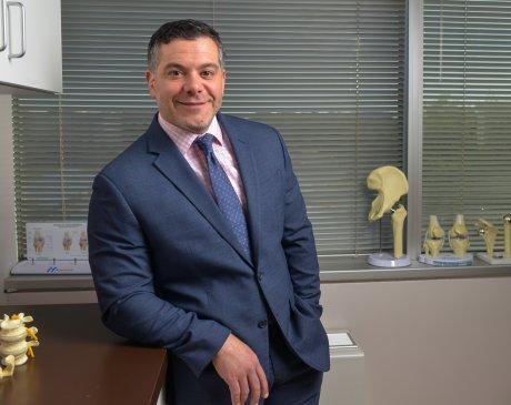 ,  Office of Gabriel L. Petruccelli, MD, FAAOS