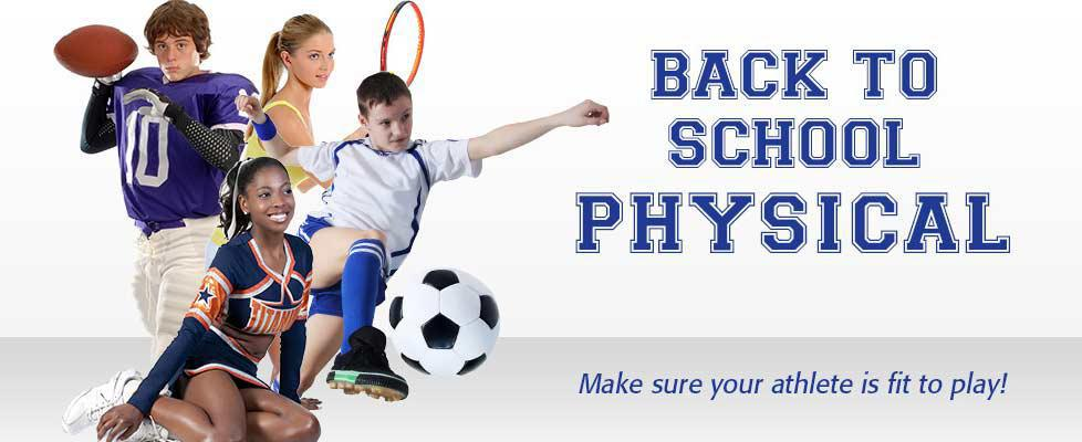 Back to School Physical Examination