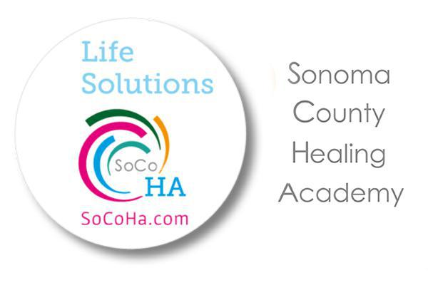 Logo of the Sonoma County Healing Academy
