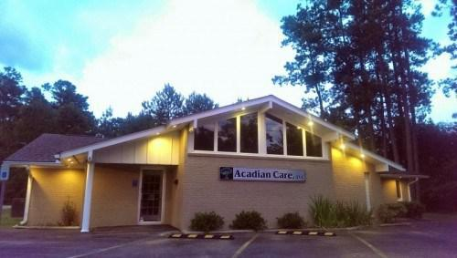 Acadian Care's Hammond location.