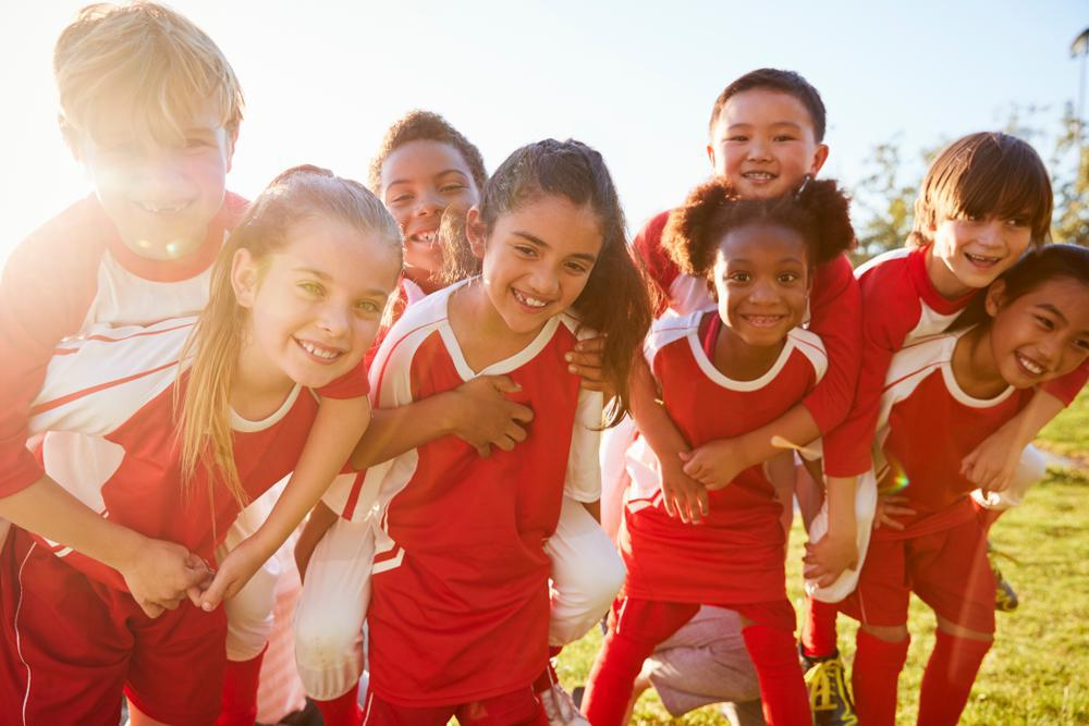 Minor sports injuries are common among active kids who participate in sports and physical activities.