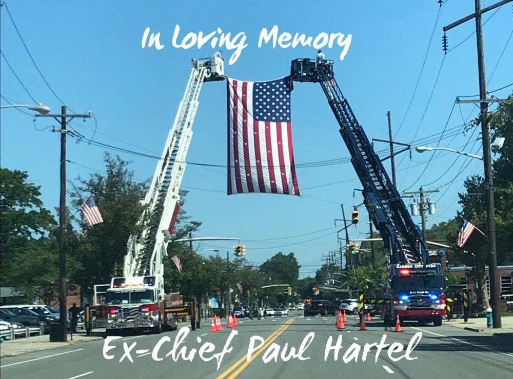 Loving Memory of Paul Hartel