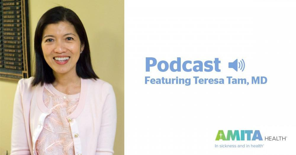 Podcast: resa Tam Discusses Endometriosis and Female Sexual Dysfunction