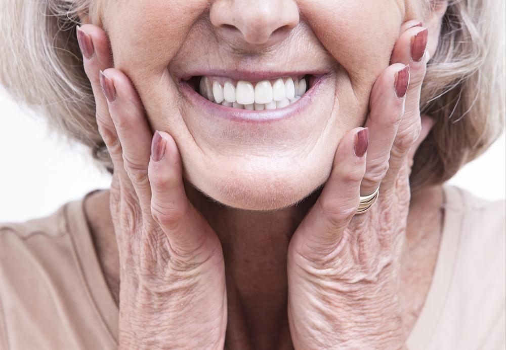 Today, modern technology can create dentures that are almost indiscernible from natural teeth.