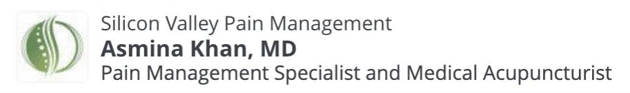 Headache Specialist - San Jose, CA: Asmina Khan, MD: Pain