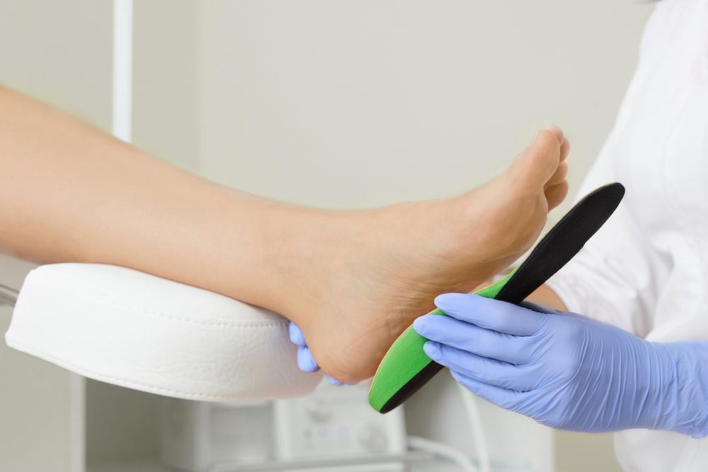 At Apple Podiatrywith convenient locations in Arlington and Irving, Texas, we aim to provide our patients with the best tool