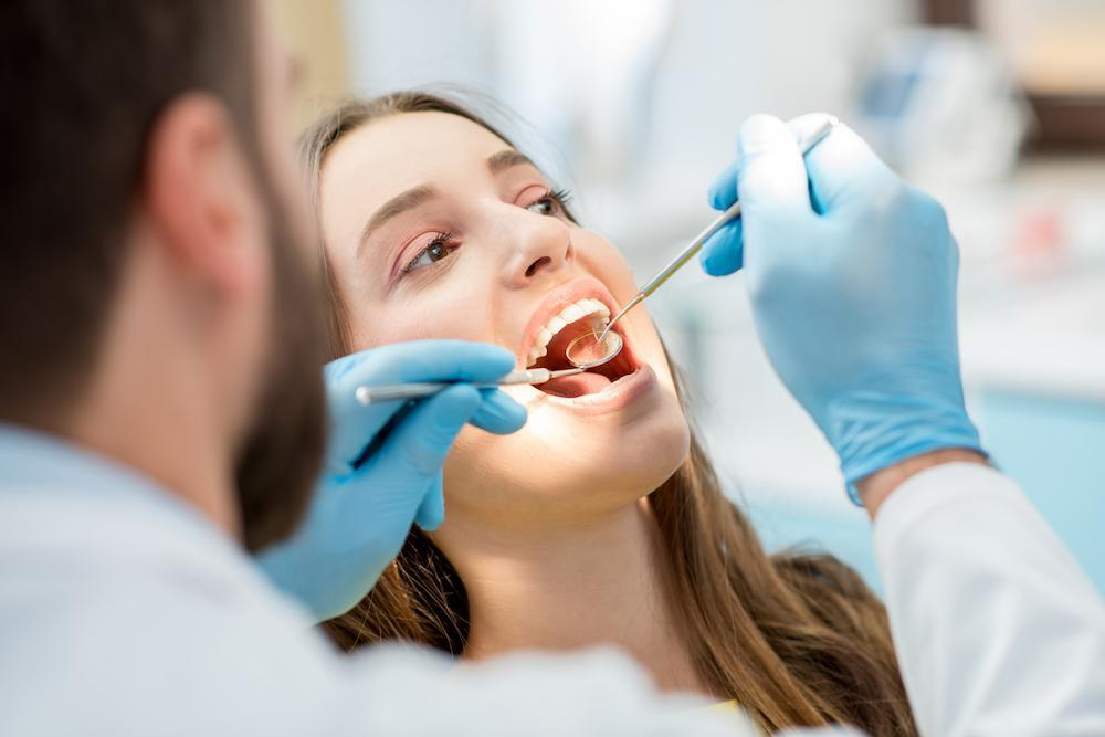 o you have your next dental checkup scheduled already? If not, give McAllen Dental a call to book your appointment. We have o