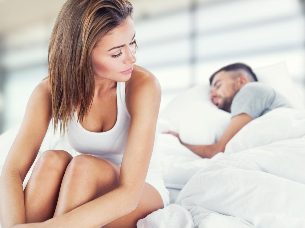 Do you avoid sex as much as possible because of pain during intercourse?