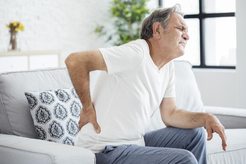 Sciatica can make it painful to walk, stand, sit, or lie down.