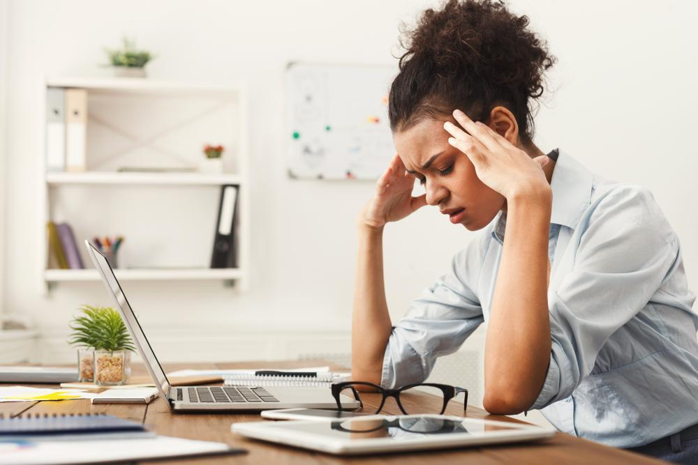 If you've been dealing with long-term stress, learn how it's connected to a blood pressure condition called hypertension — an