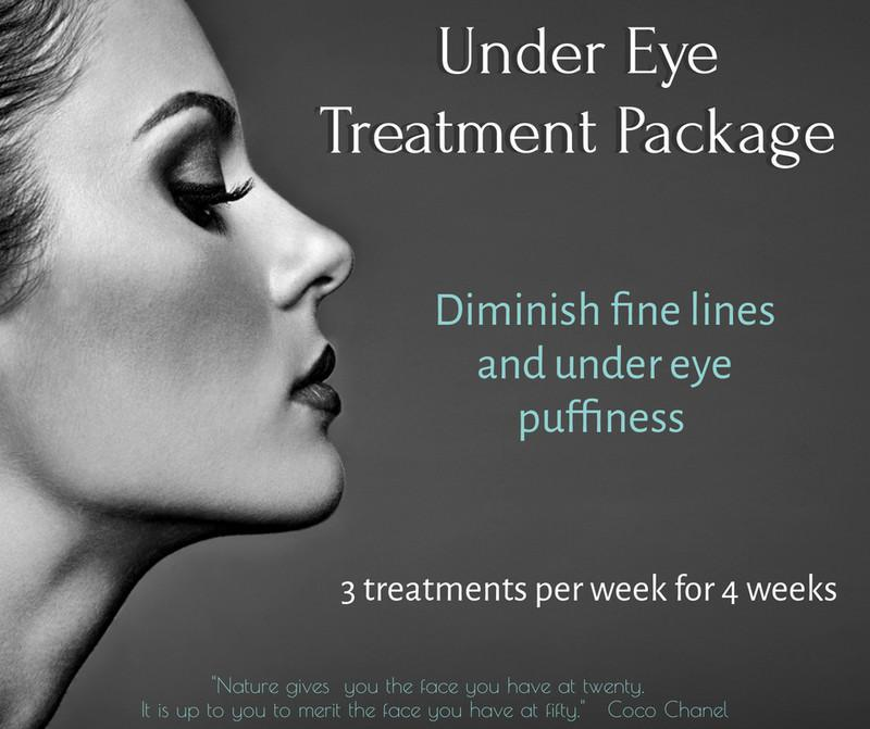 Under Eye Treatment Package