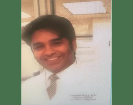 ,  Office of Intazam Khan, MD