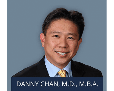 ,  Office of Danny Chan, MD, MBA