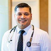 Shail Singh, MD