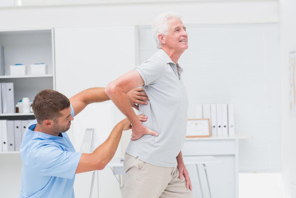 Dr. Dana Robinson of Peninsula RSI Chiropractic Wellness Center in Redwood City has helped countless patients straighten up a