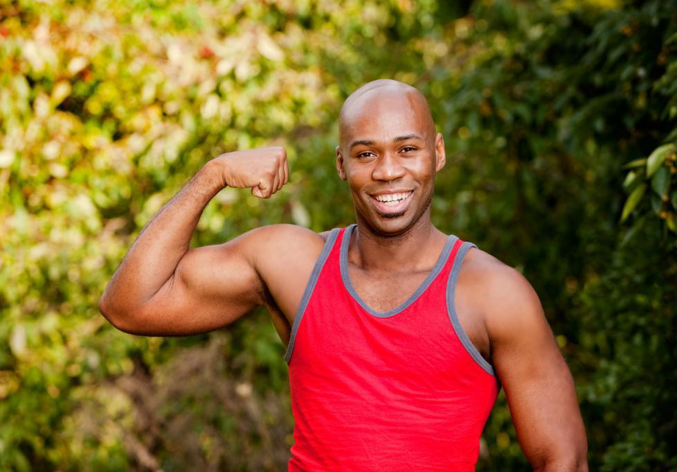 muscle building and vitamins