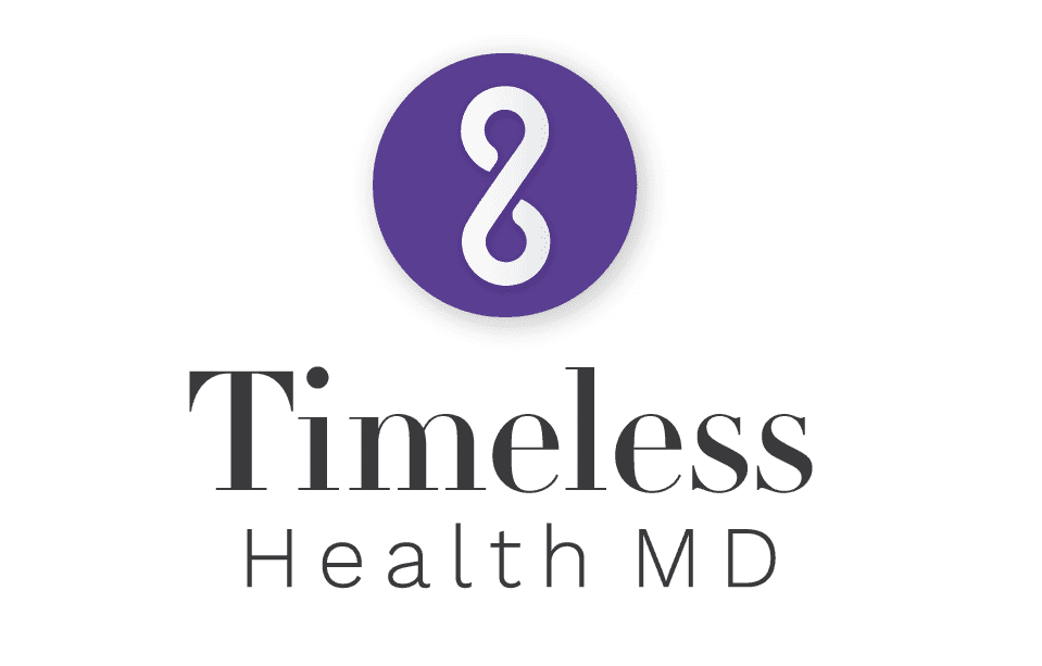 Timeless Health MD logo